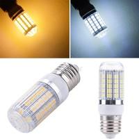 2014 New High Quality LED Lamps 9W E27 SMD5050 59 LEDs Light Bulb LED Corn Bulbs Spotlights Free Shipping SV22 SV009459