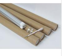 100pcs/lot Integrated SMD2835 LED tube light LED fluorescent tube T8 2400mm 2.4M 8FT 42W 4000LM 192 LEDs AC85-265V free shipping