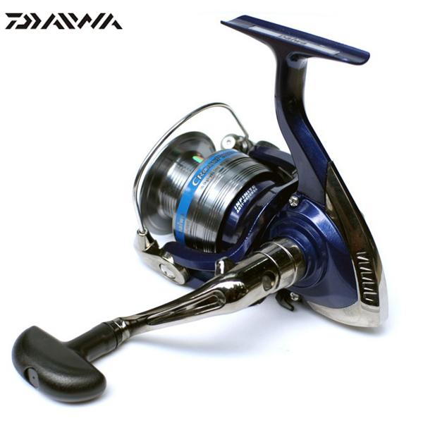 100% Original DAIWA Brand Crossfire 3000 Full Metal Spinning Fishing Reel 5BB Gear ratio 5.3:1 Anti-reverse Fishing Gear(China (Mainland))