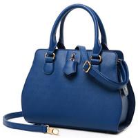 Hot Vintage Women Handbag 2014 Autumn New Female PU Leather Messenger Bag Fashion Shoulder Bag Lady Crossbody Bag Elegant Bolsas