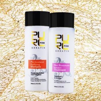 Выпрямления волос ремонт и выпрямления волос бразильский кератин лечение + очистки ...