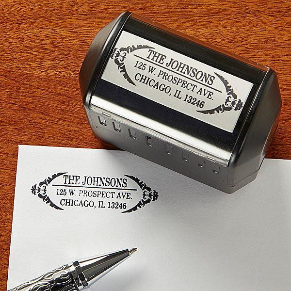 GoldenStamp Customer Rubber Stamp&Address Rubber Stamp&Rubber Stamp