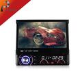 Universal 1 Din Car Audio DVD Player+Radio+GPS Navigation+Autoradio+Stereo+Car Styling+PC+3G+DVD Automotivo+Central Multimedia