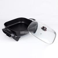 Electric Grill Pan Versatile Multifunction Special Wholesale Electricity Electromagnetic Pot Roast Pot Cooker Roasting Pan