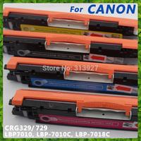 High Quality Color toner Compatible CRG329/ CRG-329, CRG729/ CRG-729, Color Toner Cartridge for Canon LBP7010 LBP7018C
