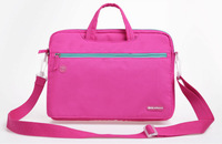 2014 New Arrvial Laptop Bags For Women Waterproof Laptop Messenger Bag Nylon Laptop 13 Case For Macbook Air Free Shipping