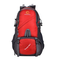 Free fast shipping new men mountaineering bags 40L large capacity travel backpack laptop bag shoulder travel bag