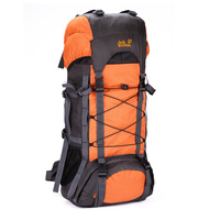 Free fast shipping cheap explosion models professional outdoor mountaineering bags liters camping backpack shoulder bag travel