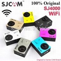 Original SJCAM SJ4000 WIFI Sports Action Camera Diving 30M Waterproof Camcorder 1080P FHD Sport DV Gopro style - 7 Colors