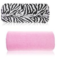 Half Column Hand Rest Care Cushion Pillow Nail Art Design Salon Manicure Soft  Free Shipping # M01081