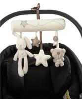 0-12M New mamas & papas musical toys stroller bed hanging rattles mobiles toy Millie Boris super Soft Rabbit plush Toys