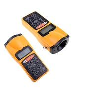free shipping LCD Ultrasonic Laser Pointer + Distance Measurer 60FT...Free shipping