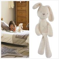 Mamas & Papas baby kids sleeping comfort doll plush toys Millie & Boris Smooth Obedient Rabbit Calm Doll Soft Toy Bunny Millie
