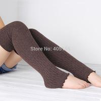 New winter thick warm rabbit wool knee socks wholesale socks thin socks boots 1pairs/lot