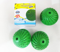 Hot Magic washing ball Decontamination laundry ball for whole sale and retail box q032