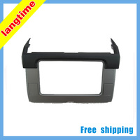 Free shipping--Car refitting DVD frame,DVD panel,Dash Kit,Fascia for 2014 Toyota Prado, 2DIN