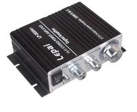 LP-2020A+ Lepai Tripath Class-T HiFi Audio Mini Power Amp 20Wx2 car amplifier