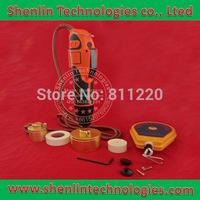 Hand held capping machine enlarge power bottle capper tools equipment electrical packaging tool plastic 10-50mm cap diameter