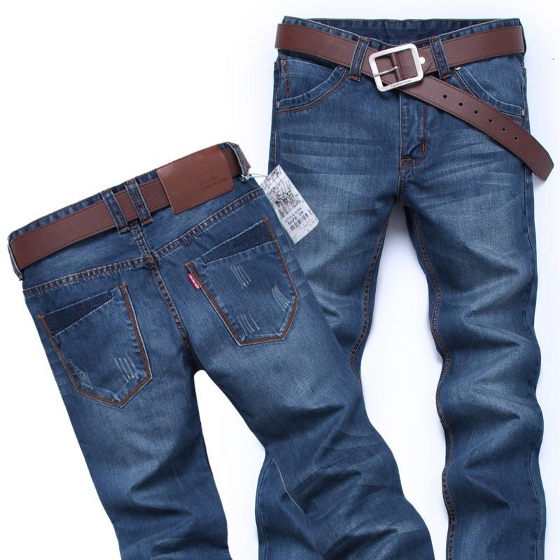 Настоящие джинсы