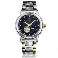 2014 Relogio masculino Luxury Brand new watch Dom M-51 Classic automatic mechanical watches men full stainless steel wristwatch