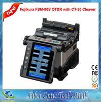 Fujikura 80S Fusion Splicer Splicing Machine with CT-30 Fiber Cleaver