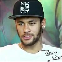 Free Shipping Neymar da Silva Santos hat Junior JR njr Brazil Brasil Baseball cap hat hip hop Sports Snapback cap hat  Men Women