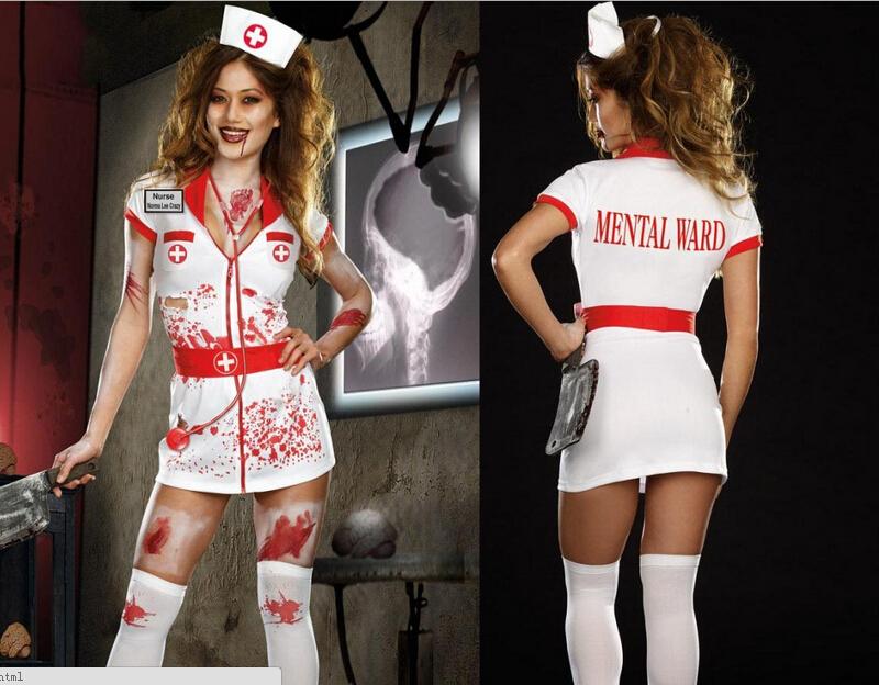 Zombie Devil Costume images