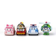 Robocar Poli Transformation Robot Car Toys South Korea styling toys(China (Mainland))
