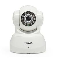 "Hot!Original TENVIS TR3818  MJPEG SERIES Pan/Tilt IP Camera Wifi Indoor CCTV Security Camera 1/4"" CMOS sensor"