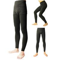 2014 Winter New Men Warm Pants Brushed Leggings Velvet Long Johns Elastic Tights thermal underwear men Trousers AL122
