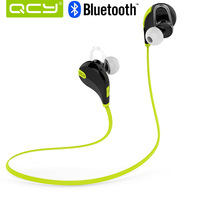 High Quality Original QCY Bluetooth Headphone QY7 Sport Bluetooth Earphone Wireless Stereo Headset With Microphone Sweatproof