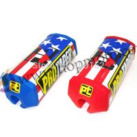 Dirt bike Pit Bike Motorcycle motorcross Handlebar RPO breast pad / chest pads/ sticker spare parts 22mm 28mm