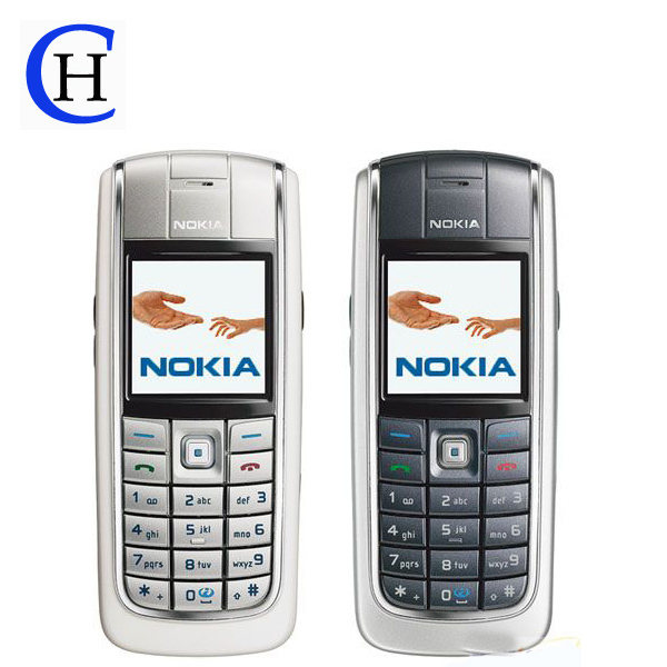 Original Unlocked Nokia 6020 original mobile phone Triband Camera Vedio JAVA Cheap Cell Phone refurbished good quality(China (Mainland))