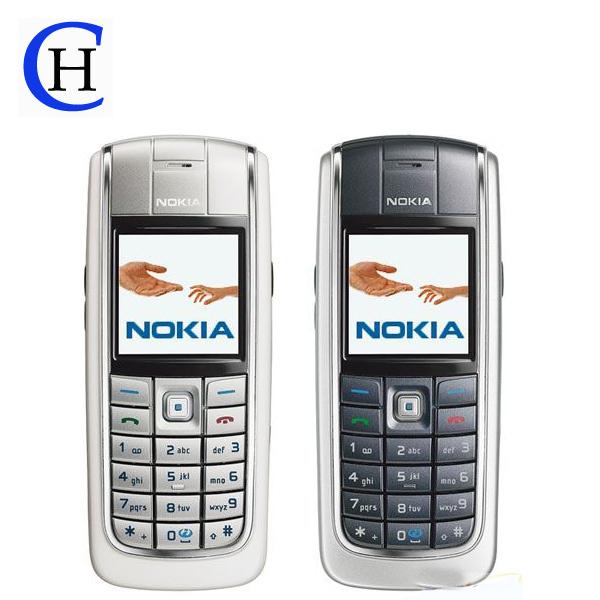 Original Unlocked Nokia 6020 original mobile phone Triband Camera Vedio JAVA Cheap Cell Phone refurbished good quality(China (Mainland))