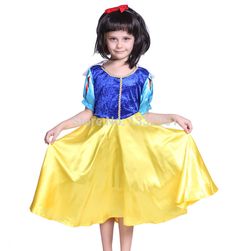 Snow White Costume Kids Snow White Costume Cosplay