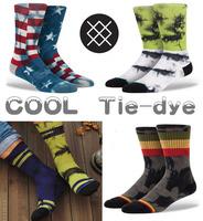 Free shipping mens stance socks Winter Bottom towel marijuana style half socks Street Terry Sport odd future Stockings 048w