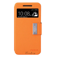 Stand Flip Leather Case+Flim for 32G/16G HTC ONE M7 802W 802D 802T Dual SIMS Phone,multi-color  for you to choose