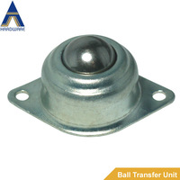 CY-30A,50kgs loading capacity,Ball transfer unit,bottom flange fixing ball transfer