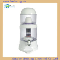 mineral water  pot 16L for promotion with white color water filter