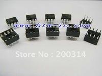 20pcs , (10 each) NE555 Timer IC 555 & 8 Pin DIP Sockets & Free  Shipping