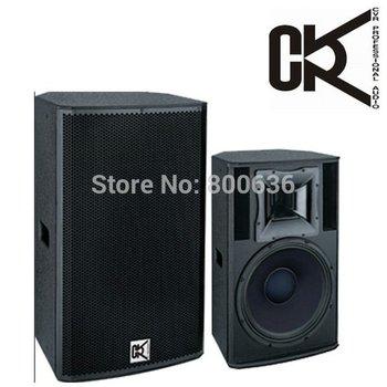 LF woofer 500watt loudspeaker system professional dj equipment
