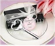 "Free shipping wedding favor ""Key To My Heart"" Victorian Style Bottle Opener(bottle opener  chrome opener)"
