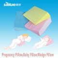 Wholesale,36pcs/lot Pregnancy Pillow,Triangular Pillow,Wedge Pillow,Pregnant woman Pillow,Free Shipping(China (Mainland))