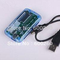 free shipping Smart Card reader,USB1.1 Card Reader,Memory Card Reader #9341