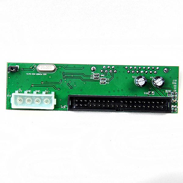 PATA IDE TO SATA Adapter Converter Card 3.5 HDD #9757 free shipping
