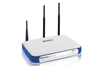 Netcomm 3G9WB HSDPA HSUPA 3G router MC8780 build-in