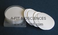 100pieces 47mm PTFE Membrane Disc Filters