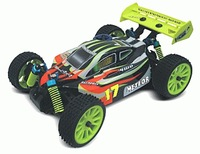 HSP RC Model Gas Car 1/16 Off Road buggy RTR