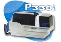 Zebra card printer P330I singlsided card printer