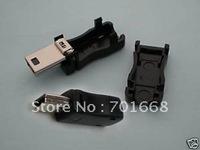 30 x Mini USB Plug Male Socket Connector 10 Pin Plastic